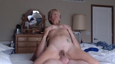Mature Parents Caught Fucking In Bedroom By Hidden Cam