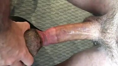 SWALLOWING CUM TWO TIMES